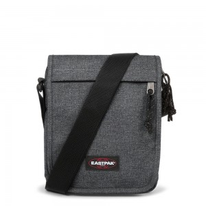 Eastpak Flex Schoudertas Black Denim
