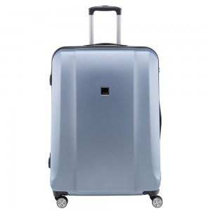 Titan Xenon 4 Wheel Trolley 74 Bluestone