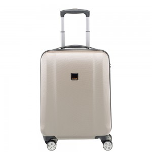 Titan Xenon 4 Wheel Trolley 55 Champagne