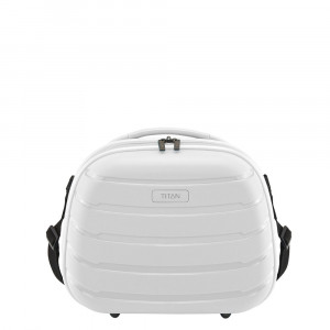 Titan Limit Beautycase White