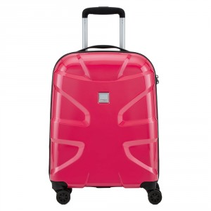 Titan X2 Flash 4 Wheel Trolley S Fresh Pink