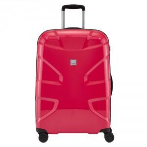 Titan X2 Flash 4 Wheel Trolley M+ Fresh Pink
