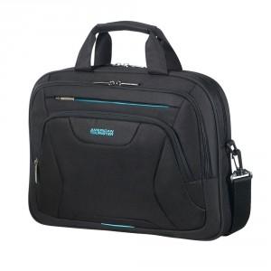 """American Tourister AT Work Laptop Bag 13.3""""-14.1"""" Black"""