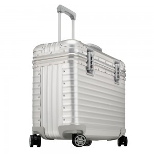 Rimowa Pilot Business Trolley Multiwheel 50 Silver