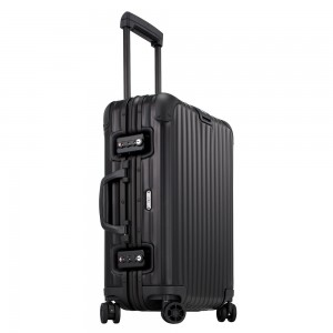 Rimowa Topas Stealth Cabin Trolley Multiwheel IATA 55 Black