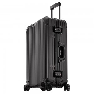 Rimowa Topas Stealth Trolley Multiwheel 75 Black