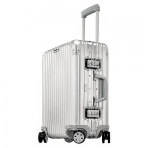 Rimowa Topas Cabin Trolley Multiwheel 56 Aluminium