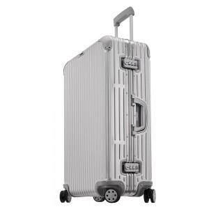 Rimowa Topas Trolley Multiwheel 78 Aluminium