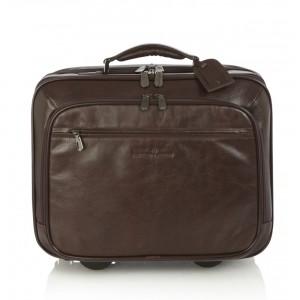 Castelijn & Beerens Firenze Business Laptoptrolley 15.6'' Mocca 9550