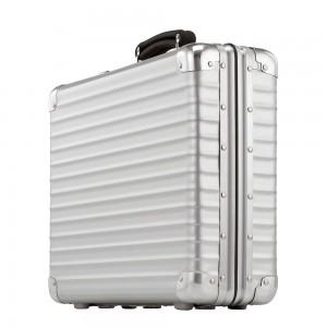 Rimowa Classic Flight Attache Case Aluminium