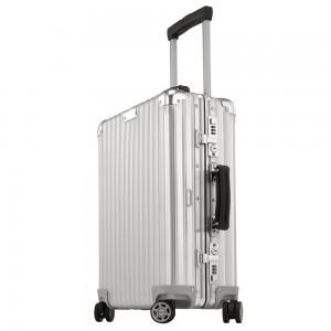 Rimowa Classic Flight Cabin Multiwheel IATA 55 Aluminium