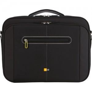 """Case Logic PNC216 16"""" Laptop Briefcase Black"""