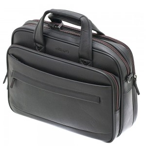 "Davidt's Oran Synthetic Multifunction Bag 15"" Black"