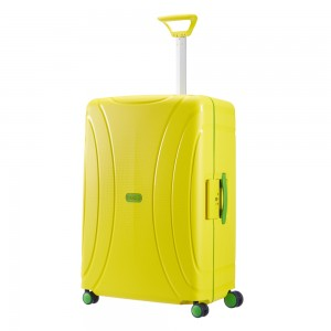 American Tourister Lock 'N' Roll Spinner 69 Sunshine Yellow