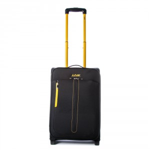 Line Curtis Cabin Trolley 55 Black/ Yellow
