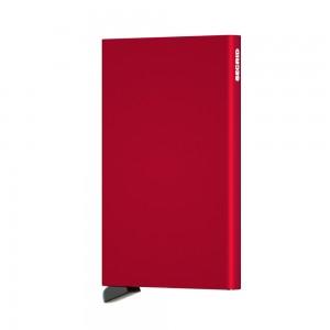Secrid Cardprotector Kaarthouder Red