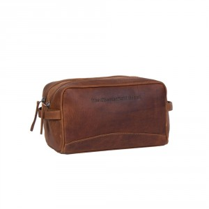 Chesterfield Stacey Toilettas Large Cognac