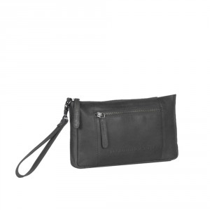 Chesterfield Sonia Clutch Schoudertas Black