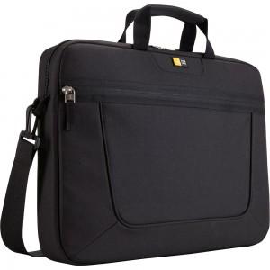 """Case Logic VNAI-215 15.6"""" Laptop Attaché Black"""