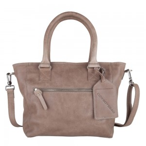 Cowboysbag Schoudertas Bag Barrow 1513 Elephant Grey