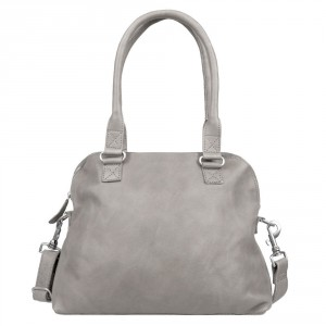 Cowboysbag Bag Carfin Schoudertas Chalk 1645