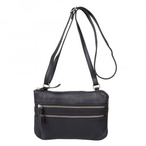 Cowboysbag Bag Tiverton Schoudertas Black 1677