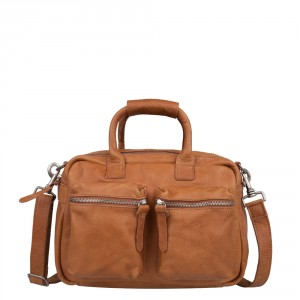 Cowboysbag Schoudertas The Little Bag 1346 Tobacco
