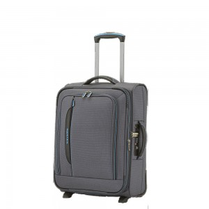 Travelite CrossLite 2 Wheel Trolley S Exp Anthracite