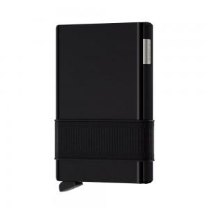 Secrid Cardslide Kaarthouder Black/Black