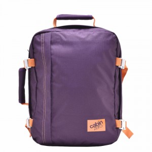 CabinZero Classic Mini 28L Ultra Light Cabin Bag Purple Cloud