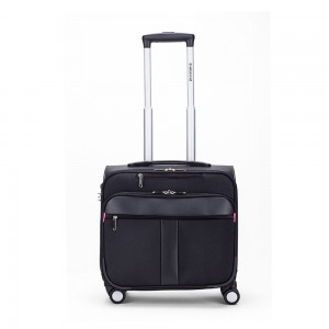 Decent B-Corso Business Trolley Black/Pink