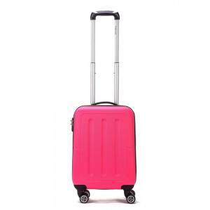 Decent Neon Fix Handbagage Koffer 55 Pink