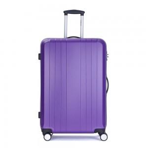 Decent Tobi Spinner Koffer 82 Paars