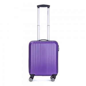 Decent Tobi Handbagage Koffer 55 Paars
