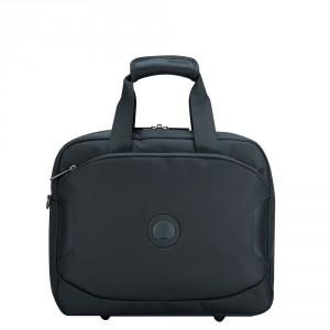 Delsey U-Lite Classic 2 Tote Reporter Bag Anthracite