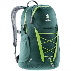 Deuter GoGo Backpack Forest/ Kiwi