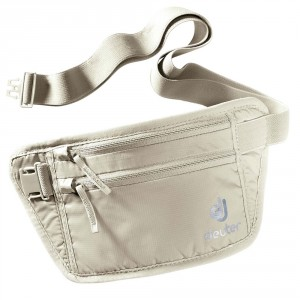 Deuter Security Money Belt I Heuptas Sand