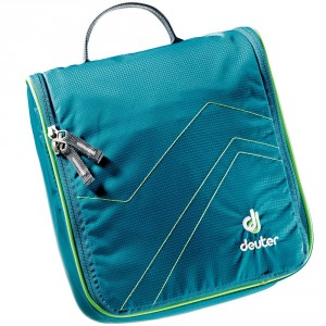 Deuter Wash Center II Toilettas Petrol/ Kiwi