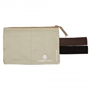 Eagle Creek RFID Blocker Hidden Pocket Tan