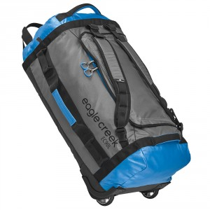 Eagle Creek Cargo Hauler Rolling Duffel 90L Large Blue/Grey
