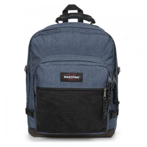 Eastpak Ultimate Rugzak Double Denim