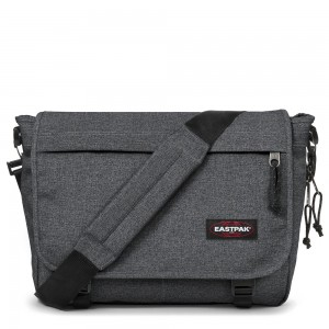 Eastpak Delegate Messenger Black Denim