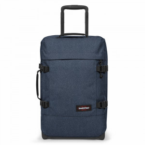 Eastpak Tranverz S Trolley Double Denim TSA