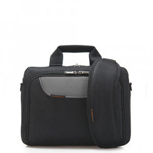 "Everki Advance iPad/ Tablet/ Ultrabook Briefcase 11.6"" Black"