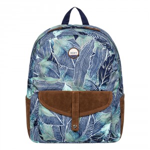 Roxy Carribean Rugzak Blue Depths Ready Made