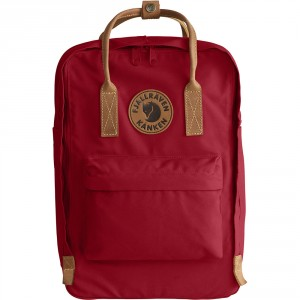 "FjallRaven Kanken No. 2 Laptop 15"" Rugzak Deep Red"