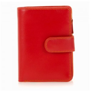 Mywalit Medium Snap Wallet Portemonnee Jamaica