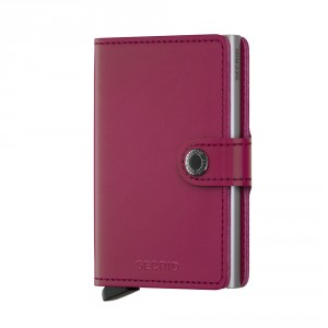 Secrid Mini Wallet Portemonnee Original Fuchsia