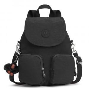 Kipling Firefly Up Backpack True Black