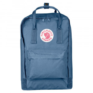 "FjallRaven Kanken Laptop 13"" Rugzak Blue Ridge"